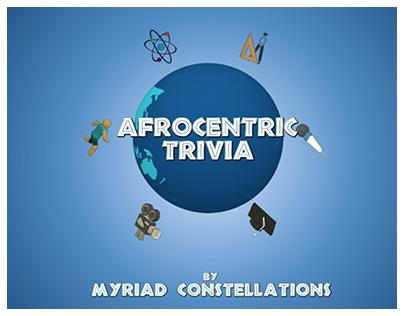 Afrocentric Trivia | Splash Screen