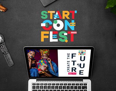 Startconfest - Website