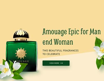 Green Wind niche and selective perfumery