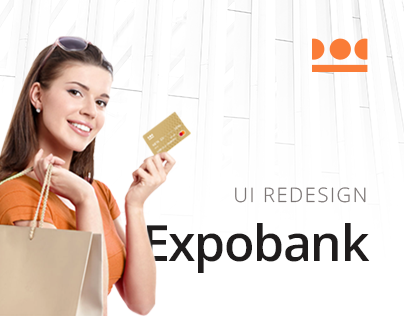 Expobank.cz - Online Banking Redesign