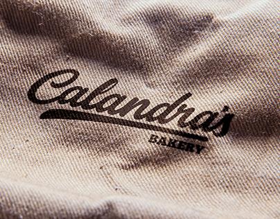 Calandra's Bakery Concept