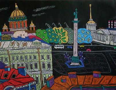 Petersburg story