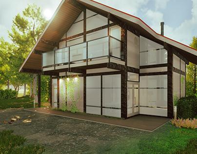Fachwerk House Visualization