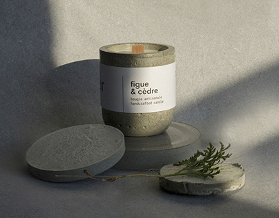Esser Studio / Candle collection