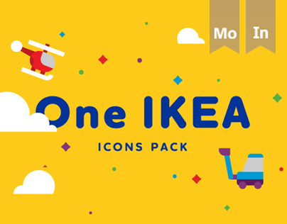 One IKEA ICONS animation pack