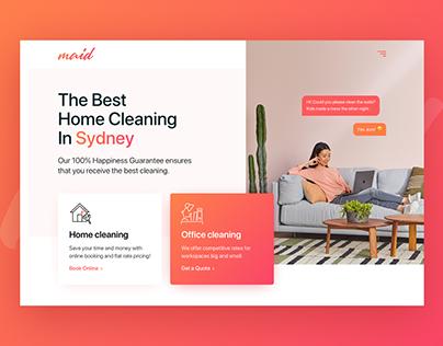Australian cleaning company