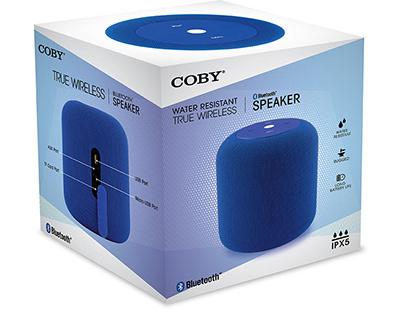True Wireless Bluetooth speaker