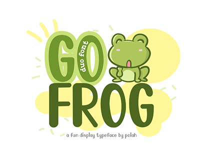 Go Frog Font Free