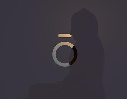 Logo Design - Manye Meditation Store