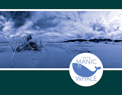I Am The Manic Whale: Gathering The Waters vinyl