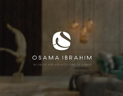 O S A M A - I B R A H I M | Logo design