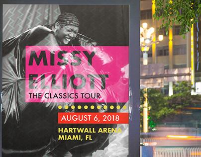 Missy Elliott Poster