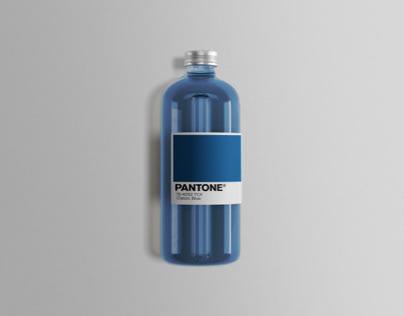 PANTONE Classic Blue - concept