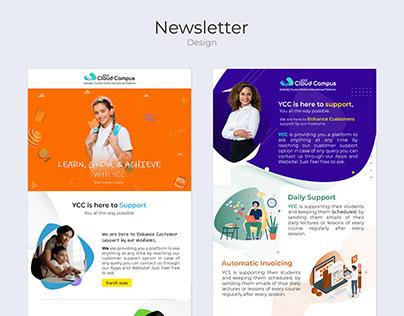 Newsletter Design   Promotional