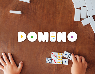 Domino// logo for Children, Youth and Families Org.