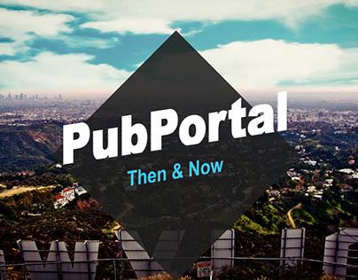 PubPortal PowerPoint Presentation
