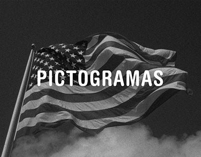 Pictogramas EEUU