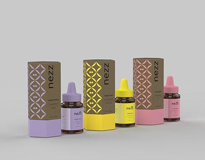 NEZZ | Packaging Design