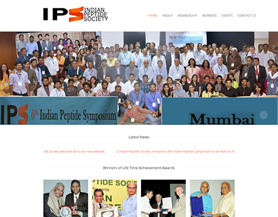 Indian Peptide society
