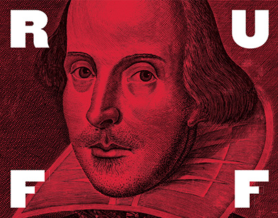 Shakespeare in the Ruff Visual Identity