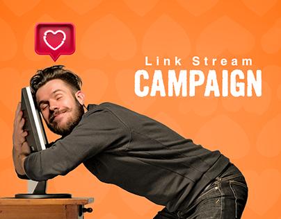 LinkStream campaign