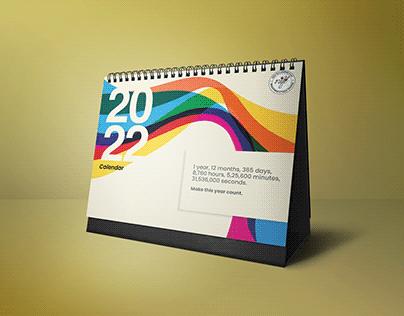 NIFT Desk Calendar 2022