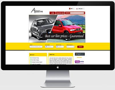 Ajeer : Car Rental Management