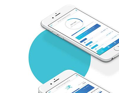 Pixformance | Mobile App concept