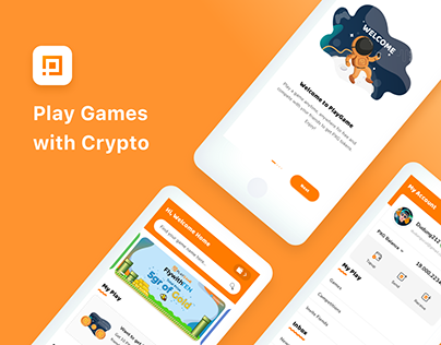 PLAYGAME - UI/UX Redesign