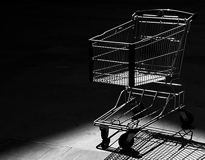 Shopping Carts in Random Places