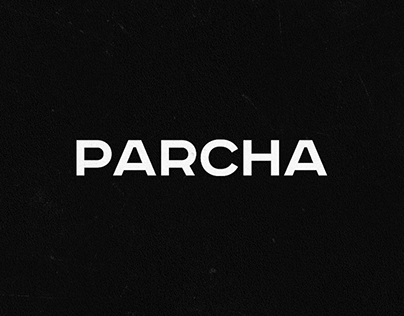 PARCHA / Website & Mobile Application Concept