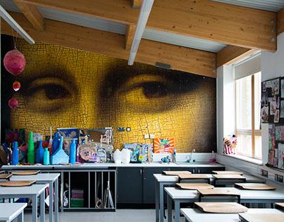 Sixth Form Studio - Art Classroom