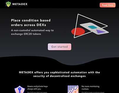METADEX website