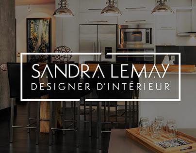 Sandra Lemay Designer d'intérieur - Image de marque