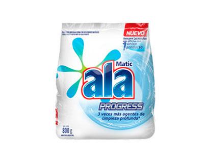 """Campaña gráfica Ala Progress """"Blancos Imposibles"""""""