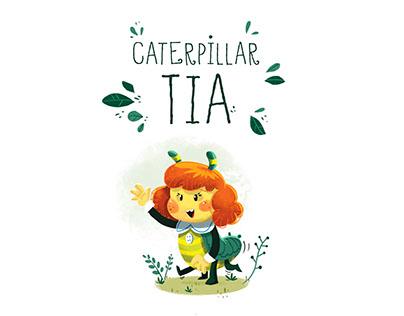 Caterpillar Tia