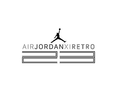 Air Jordan XI Retro Concept Edition