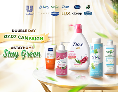 UNILEVER INTERNATIONAL - 07.07 DOUBLE DAY CAMPAIGN