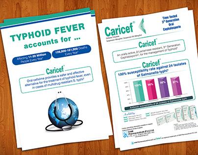 Thphoid Fever brochure