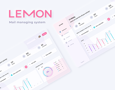 Lemon. Mail managing system.