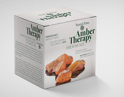 Packaging Desing - Amber Creams
