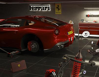Ferrari Workshop