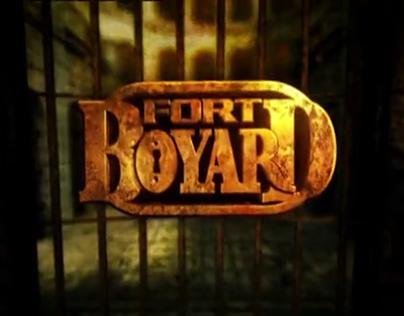 Fort Boyard (2011) - Main title sequence