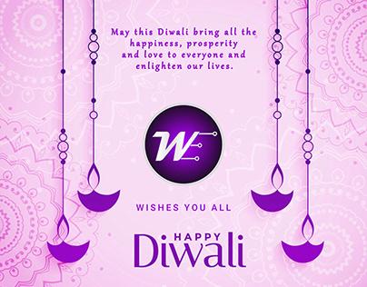 INSTA post Design Diwali