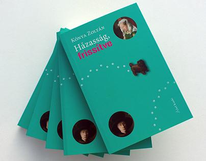 Book design & illustration: 'Marriage, Refreshed' 2017
