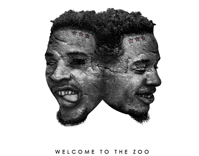 Welcome To The Zoo Project [Cover Design]
