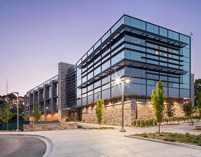 Colorado State University Scott Bioengineering Building