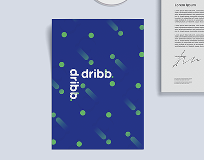 Dribb. Sports Agency | Brand Design