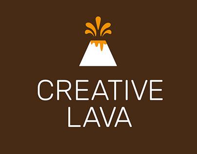 Logo design: Creative Lava