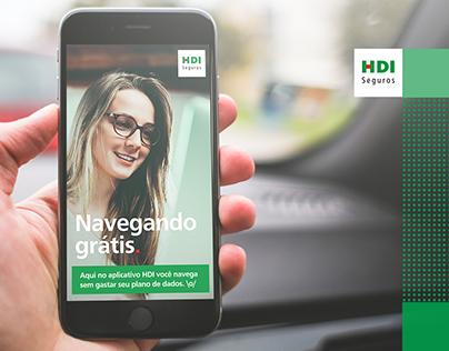 Vídeo - Novo App HDI Segurado